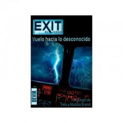 Devir Exit_ Vuelo hacia lo Desconocido. Nivel Principiante.