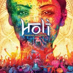 Holí- BGHOLIML. Festival de Colores. Juego de mesa