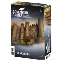 Devir  Adventure Games_ Vive la Aventura. La Mazmorra.