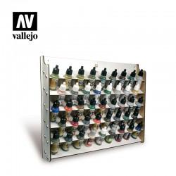 Vallejo 26010_ Expositor de Pared 43 frascos