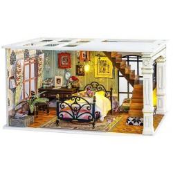 Diy Miniature House_ Paris a Medianoche