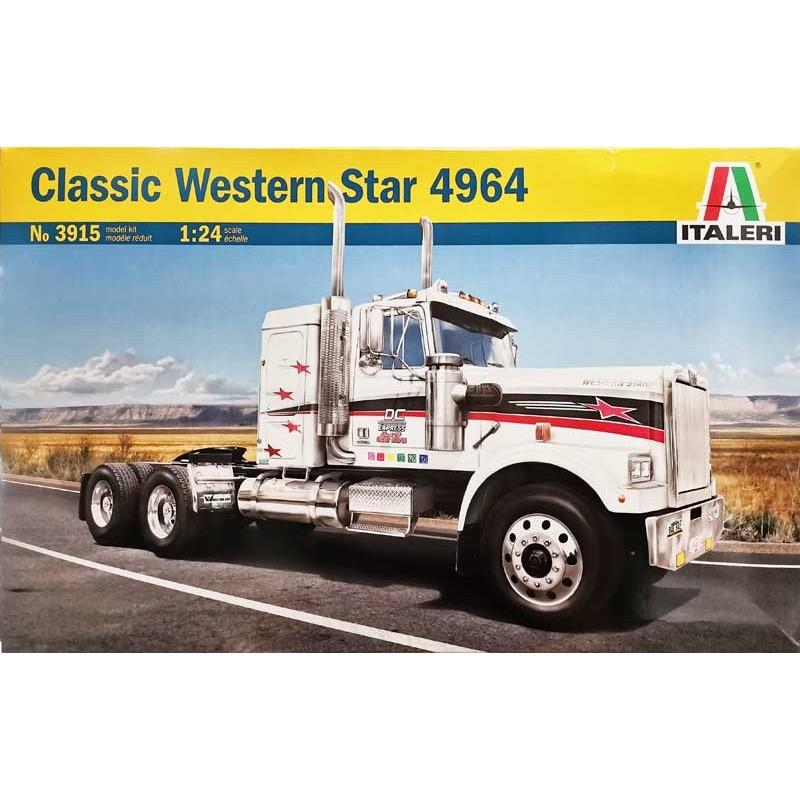 Italeri_ Classic Western Star 4964_ 1/24
