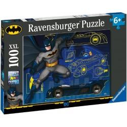 Ravensburger 13262_ El Batmobile 100 piezas XXL