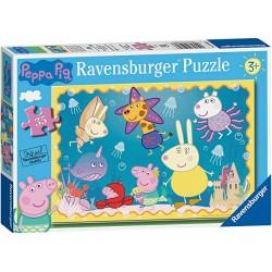 Ravensburger 05062. Aventura Submarina. Puzzle 35 pcs. +3 años