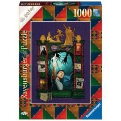 Ravensburger 16746_ Harry Potter y la Orden del Fenix_ Puzzle 1000pcs.
