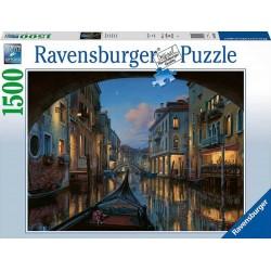 Ravensburger 16450_ Sueño Veneciano_ Puzzle 1500 Pzas