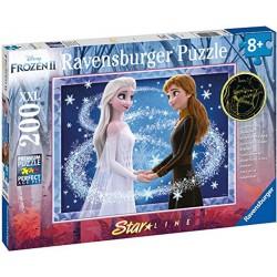 Ravensburger Star Line 12952_ Disney Hermanas por siempre. Puzzle XXL 200 piezas