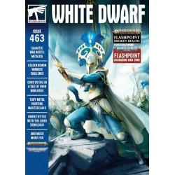 White Dwarf Nº 463 portada