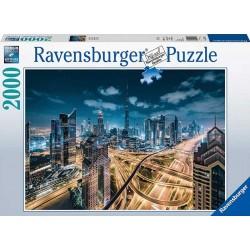 Ravensburger 15017_ Vistas de Dubai. Puzzle 2000 piezas