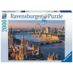 Ravensburger 16627_ Atmosfera de Londres. Puzzle 2000 piezas