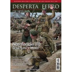 Desperta Ferro Contemporanea Nº45_ Normandía (III) Gold, Juno y Sword