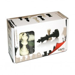 Piezas de Ajedrez Nº4 caja