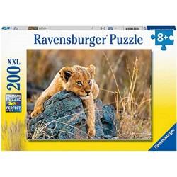 Ravensburger_ Pequeño León. Puzzle 500 piezas.