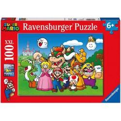 Ravensburger_ Super Mario. Puzzle 100 piezas XXL.