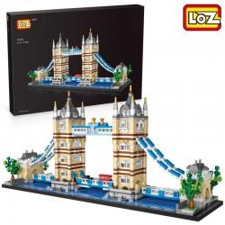 Loz mini_ Tower Bridge (1455 piezas)