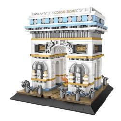 Loz mini_ Arc de Triomphe (1188 piezas)