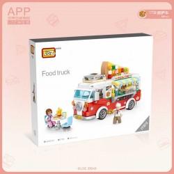 Loz mini_ Pizza Food Truck (480 piezas)