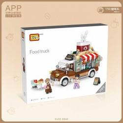 Loz mini_ Coffe Food Truck (442 piezas)