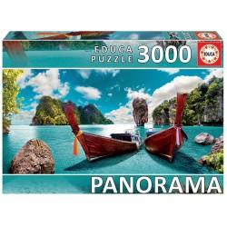 Educa_ Phuket, Thailandia. Puzzle 3000 piezas caja