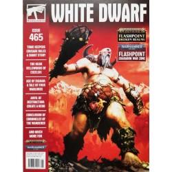White Dwarf Nº 465