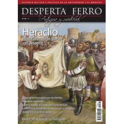Desperta Ferro_ Historia Antigua y Medieval Nº66_ Heraclio. Bizancio Entre la Gloria y el Desastre