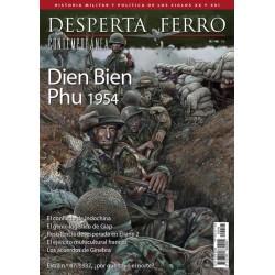Desperta Ferro Contemporanea Nº46_ Dien Bien Phu 1954