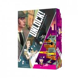 Unlock! Heroic Adventures caja