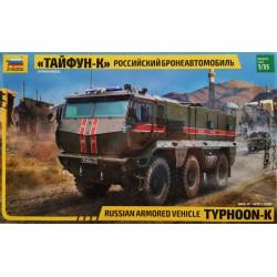 Zvezda_ Typhoon-K Russian Armored Vehicle_ 1/35 caja