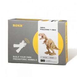 Robot Dinosaurio T-Rex caja