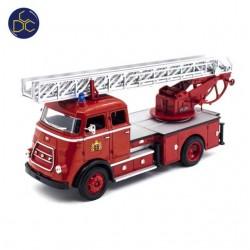 Road Signature_ DAF A1600 Fire Engine 1962_ 1/43 modelo