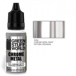 Green Stuff_ Pintura Efecto Cromado