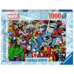 Ravensburger_ Challenge Marvel_ Puzzle 1000 pcs.