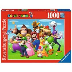 Ravensburger_ Super Mario. Puzzle 1000 piezas