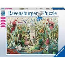 Ravensburger_ Las 4 estaciones. Puzzle 1000 piezas