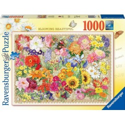 Ravensburger_ La hermosa floración. Puzzle 1000 piezas