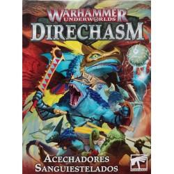 Warhammer Underworlds Direchasm. Acechadores Sanguiestelados caja