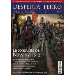 Desperta Ferro Historia Moderna Nº53_ La Conquista de Navarra 1512 portada
