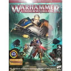 Warhammer Uderworlds. Caja de Inicio-Frontal