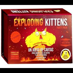 Exploding Kittens. Party Pack