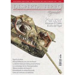 Desperta Ferro Especial NºXXVIII_ Panzer Vol.5 (1944) El año del Tiger