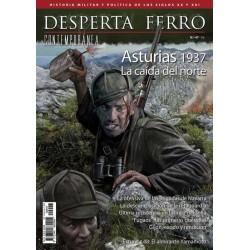 Desperta Ferro Contemporanea Nº47_ Asturias 1937. La caída del Norte