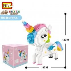 Loz Creator_ Unicornio (640 piezas)