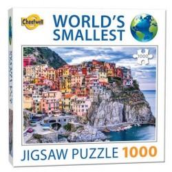 Cheatwell_ Manarola, Italia. Puzzle 1000 Piezas Miniatura