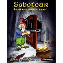 Saboteur. Juego Base +...