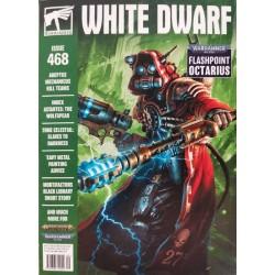 White Dwarf Nº 468