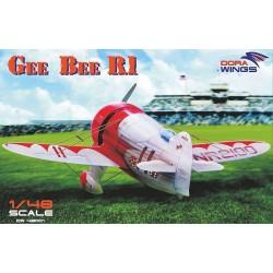 Dora Wings_ Gee Bee R-1_ 1/48 - caja