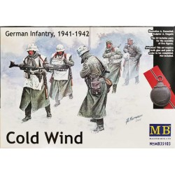 Cold Wind. German Infantry, 1941-1942_ 1/35