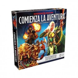 Dungeons and Dragons. Comienza la Aventura - caja