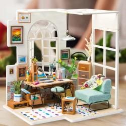 Diy Miniature House_ Soho Time 1/24