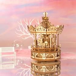 Carrusel Romántico. Caja de Música